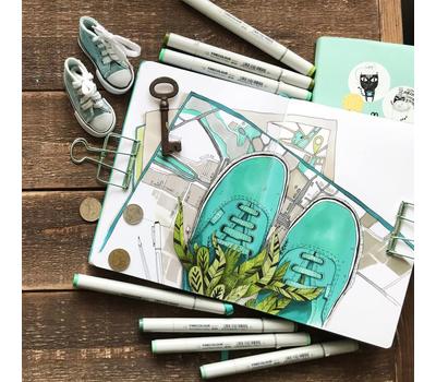Маркер Finecolour Sketch (поштучно), Цвет: YR220