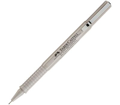 Ручка капиллярная ECCO PIGMENT Черная 0,7 мм, фото 1