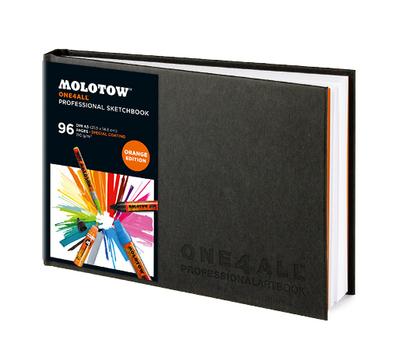 Скетчбук Molotow One4all Professional Sketchbook A5