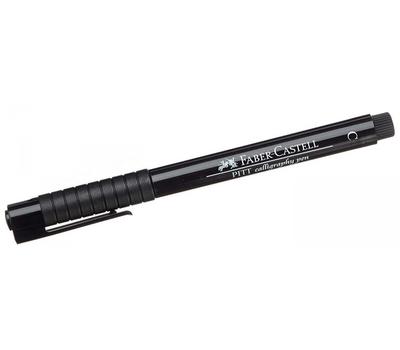 Ручка капиллярная Pitt Artist Pen Черная C, фото 2
