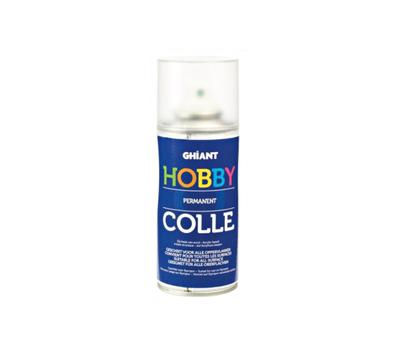 Клей аэрозольный Ghiant Hobby Colle Permanent 150 мл