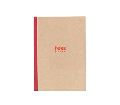 Скетчбук Red Stripe Notebook A6