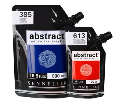 "Акриловая краска Sennelier ""Abstract"" 120 мл, фото 1"
