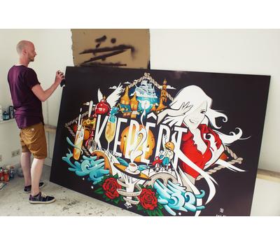 "Акриловая краска Sennelier ""Abstract"" 120 мл, фото 9"