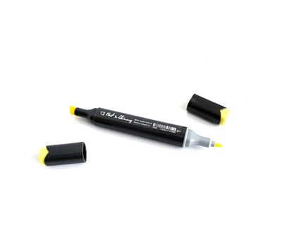 Набор маркеров FAT&SKINNY WARM GREY Серые цвета 12 шт