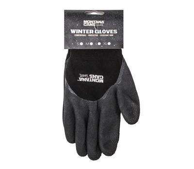 Перчатки MONTANA нейлоновые с полиуретановым покрытием (Зимние) L