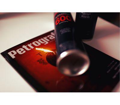 Краска аэрозольная MOLOTOW Burner Chrom 600 мл, фото 6