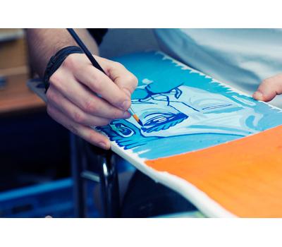 "Акриловая краска Sennelier ""Abstract"" 120 мл, фото 7"