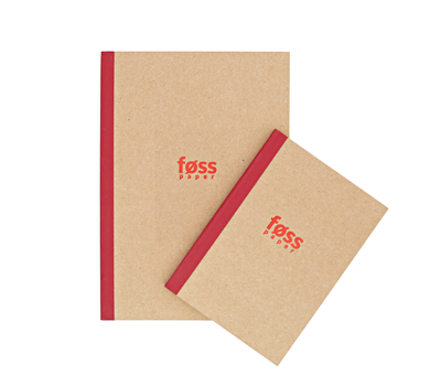 Скетчбук Red Stripe Notebook A5, фото 4