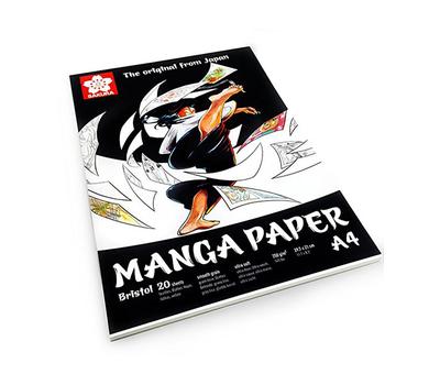 Блокнот для рисования Sakura Manga A4