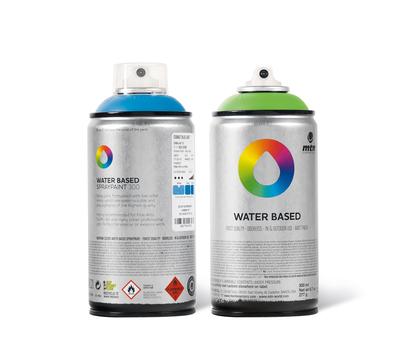 Краска аэрозольная Mtn Water Based 300 мл, фото 2