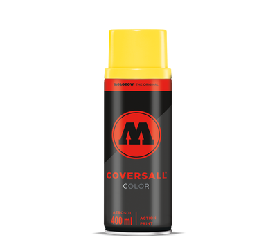 Краска аэрозольная MOLOTOW COVERSALL 400 мл, фото 1