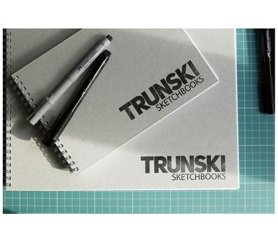 Скетчбук TRUNSKI A5, фото 4