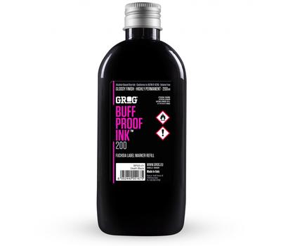 Чернила GROG Buff Proof Ink Фиолетовые 200 мл, фото 1
