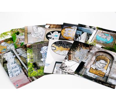 "Набор открыток ""Части целого #2"" от NOMERZ, фото 2"