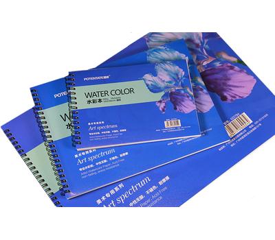 Альбом Potentate Watercolor Pad (Smooth Surface), 16 листов, 270 x 195 мм, 300 г/м, фото 2