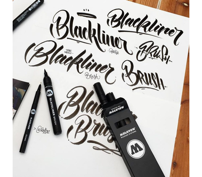 Набор BLACKLINER BRUSH (с заправкой), фото 4