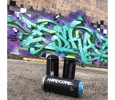 Краска аэрозольная Mtn Hardcore 400 мл, фото 6