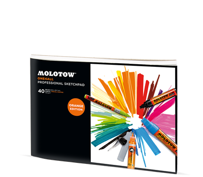 Скетчбук Molotow One4All Professional Sketchpad A3, фото 1