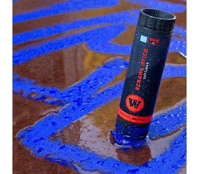 Восковой маркер SCRAWL STICK Красный, фото 3