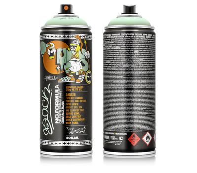 Аэрозольная краска BLACK Artist Edition MINA 400 мл, фото 1