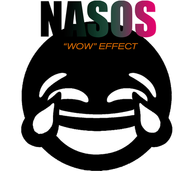 "Стикер NASOS ""WOW"" Effect, фото 1"