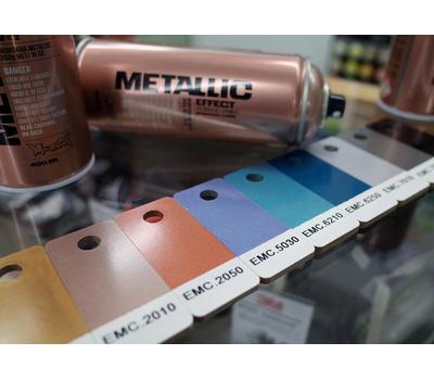 Краска аэрозольная MONTANA Metallic 400 мл, фото 9