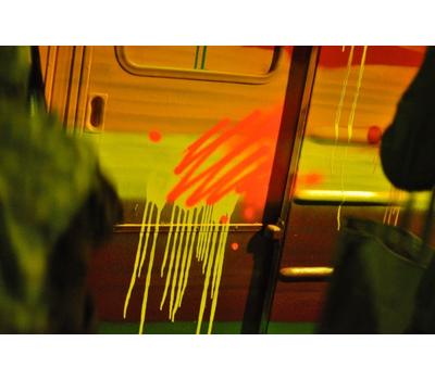 Краска аэрозольная Rush Art, фото 6