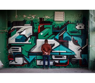 Краска аэрозольная Rush Art, фото 5