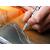 Маркер MOLOTOW Graf-X Fine-liner Серебро 1,5 мм