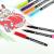 Набор маркеров акварельных Koi Brush 12 цветов, фото 4